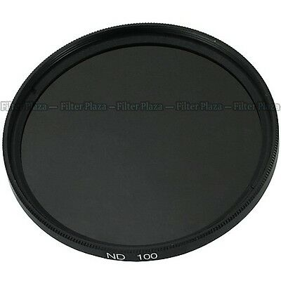 ND100 Optical Slim Neutral Density ND 100 Lens Filter 46 49 52 58 67 72 77 82 mm
