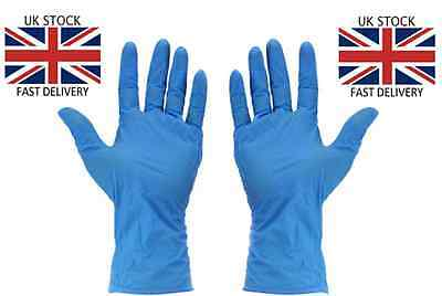 Medium Disposable nitrile gloves - 300 off - Job Lot-  £75  =  £0.25 Pair