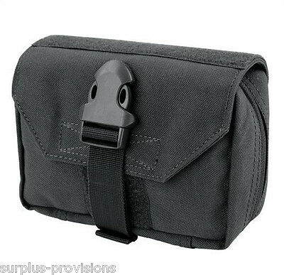 Condor Rip-Away EMT First Response Pouch Tactical First Aid Medic Black #191028