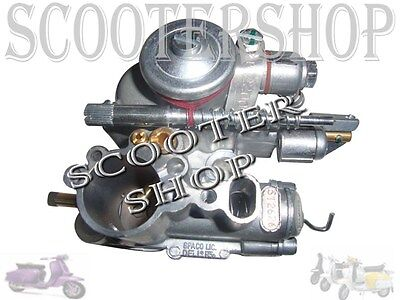 Vespa Px 200 Carb Carburettor With Autolube(P 2200) Si 26/26
