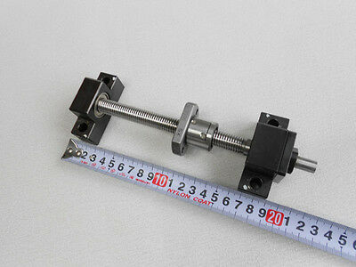 THK GROUND Ball Screw SX 14-02 L215mm ROUTER/CNC/nsk