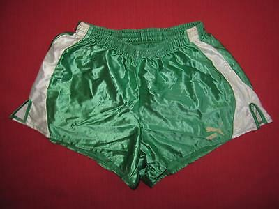 Short PUMA Saint Etienne ASSE 80'S Vintage Made in France polyamide TBE - 85 / M