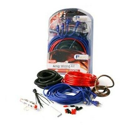 Amplifier Car Stereo Amp Wiring Kit 2 Channel 450W Bsx208