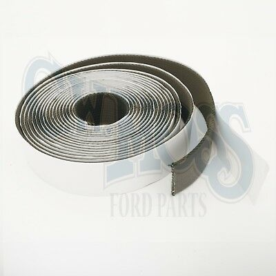 """UNIVERSAL ADHESIVE BACKED BODY TO FRAME WEBBING 1 1/2"""" X 1/8"""" X 20FT"""