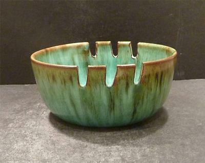 North Carolina J.B. Cole Ashtray Attributed To Nell Cole Graves - MINT