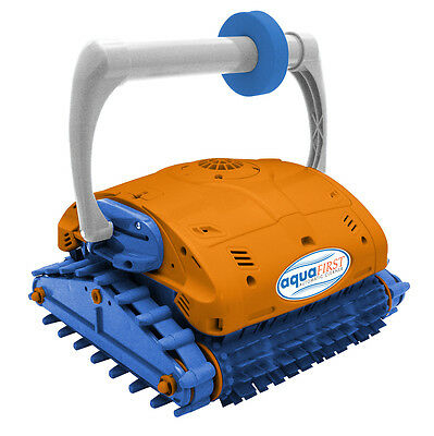 NEW Aqua First Turbo In-Ground Automatic Robotic Swimming Pool Cleaner