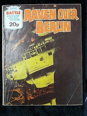 Comic - A Battle Picture Library No 1426, Raven Over Berlin.