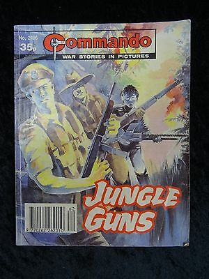 Commando No2496, Jungle Guns.