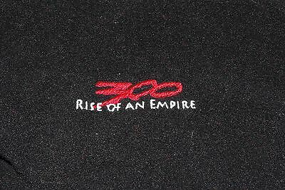 Rise of An Empire 300 Crew Jacket  Black Large
