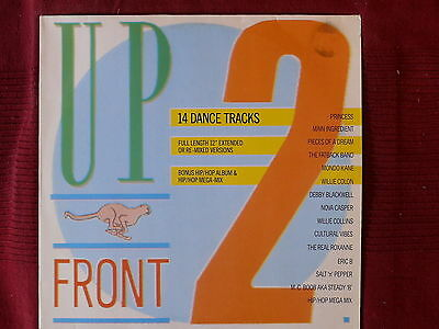 2LP Upfront 2 (Princess,Main Ingridient,Fatback Band,Willie Colon u.a.)
