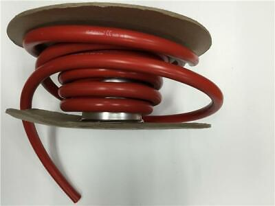 1M Red Single Core Cable 415 Amp Flex Industrial Power - Copper