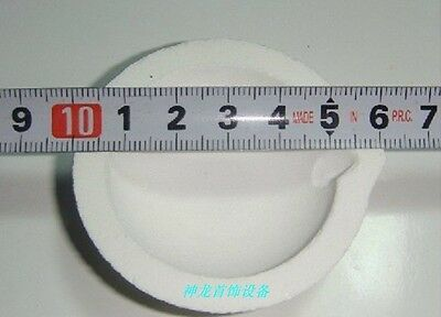 MELTING DISH CRUCIBLE CASTING FOR SILVER & GOLD 100 dwt