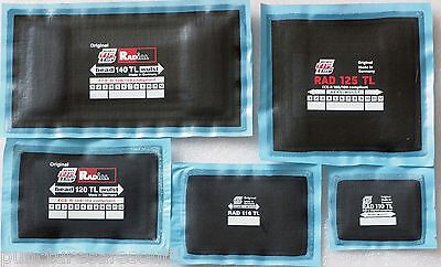 Rema Tip Top Radial Patches, Agricultural, Truck, Car, Tractor, OTR,