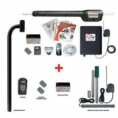 Mighty Mule Premium Tacoma I Automatic Single Gate Opener Package Only FL Tax