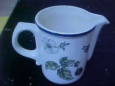 "Wedgwood Bramble Oven To Table 4"" Creamer"