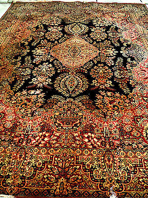 1900 1939 Whittall Anglo Persian Wilton Extra Large 9 X
