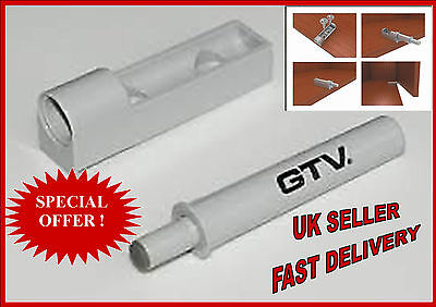 Pack of 1,5,10&20  Kitchen Door Cabinet Damper Buffers Soft Closer with adapter