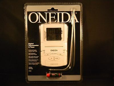 Oneida 31161 Digital Thermometer & Timer  Pyrex 17019 Sunbeam 64019