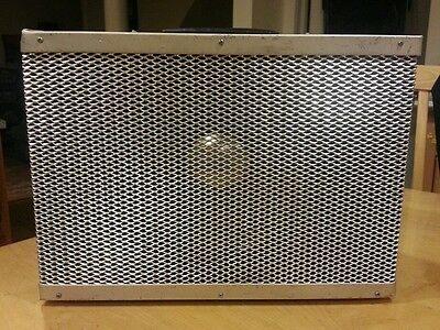 Hilton Audio Products Speaker Model E-110..2 available!...nice!