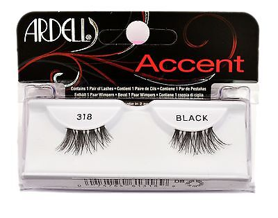 Ardell 100% Human Hair Accent False Eyelashes Petite Half / Corner Eye Lashes