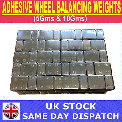 Stick-On  / Self-Adhesive Wheel Balance Weights For Van,Car & Motorcycle