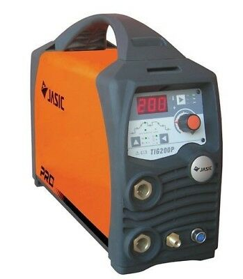 "JASIC PRO TIG 200 PULSED DUAL VOLTAGE TIG WELDER - ""Lowest Price Promise"""
