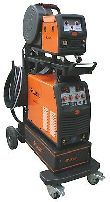 "JASIC PRO MIG 400 SEPARATE WIRE FEED MIG/TIG/MMA WELDER - ""Lowest Price Promise"""
