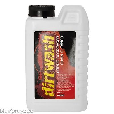 Weldtite Citrus Degreaser Chain Cleaner Motorbike Bicycle Workshop 1 Litre