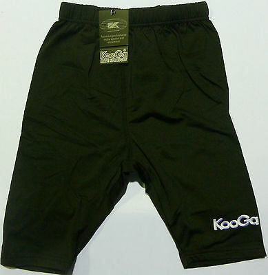 Kooga Junior Power Rugby Cycle Compression Shorts