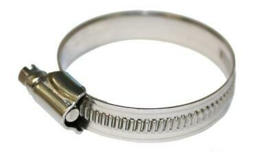 Hose Clips Jubilee Clips 12-22mm  12mm Width  Mikalor Stainless Steel