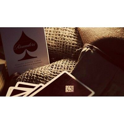 Madison Rounders Deck - Brown - Playing Cards - Ellusionist - Magic Tricks - New