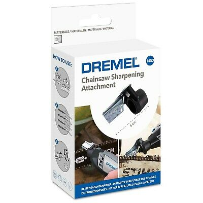 DREMEL 1453 Chainsaw Sharpening Attachment 26151453PA DREMEL CHAINSAW SHARPENER