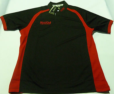 Kooga Panel Teamwear Match/leisure Rugby Shirt-Adult/junior