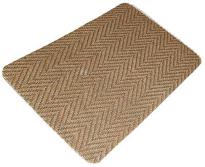 Indoor Heavy Duty Multi Directional carpeting doormat entrance 80cm x 50cm Rug