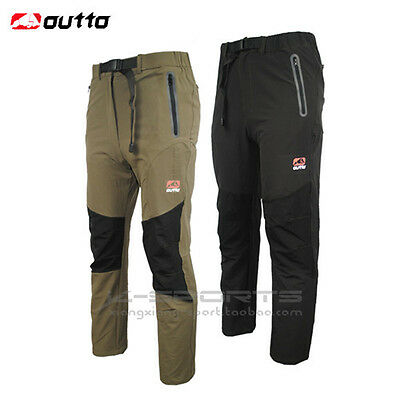 2 Color Men's Cycling Pants Bike / Bicycle Casual Outdoor Sports Trousers