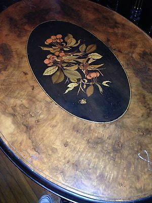 Coffee Table - Oval Parlor Table