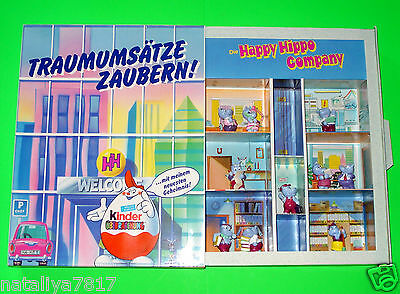 Diorama ### Happy Hippo Company ### Zustand Sehr Gut 1997= Top!!!