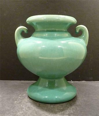 Southern Camark Green High Gloss Vase, Shape 605 - MINT (A)
