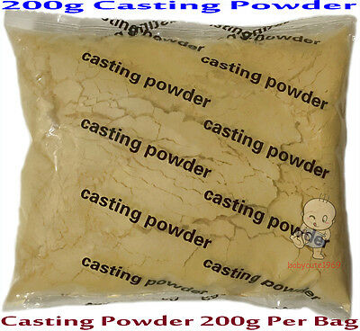 Refill pack for 3D hand and foot print -- 200g Casting powder