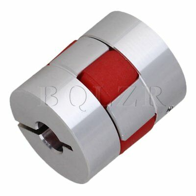 D25L30 Elevator CNC Plum Coupling Shaft Coupler 8 x 8mm Anti-oil