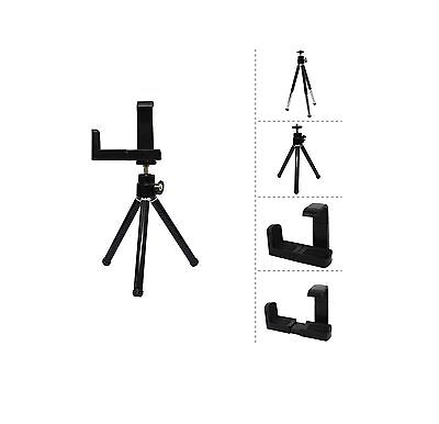 Mini Universal Tripod Stand for Camera/Phone with Holder