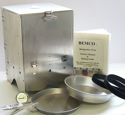 Backpacker Oven by Bemco (9 inch oven)