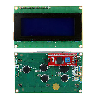SUNFOUNDER IIC I2C TWI Serial 2004 20x4 LCD Module Shield for