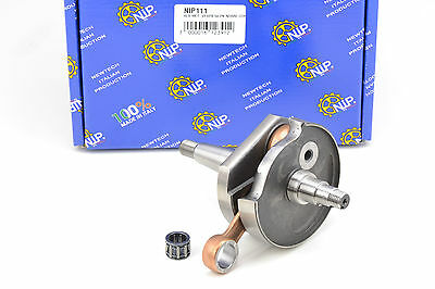 Crankshaft standard big cone for Vespa 50 PK - 100% Made in Italy