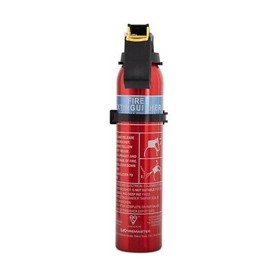 SAVE 15% WHILE STOCK LASTS: 0.6kg BC DRY POWDER FIRE EXTINGUISHER WAS £11.95