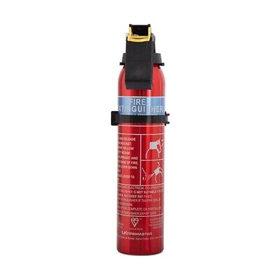 SAVE 25% WHILE STOCK LASTS: 0.6kg BC DRY POWDER FIRE EXTINGUISHER WAS £11.95