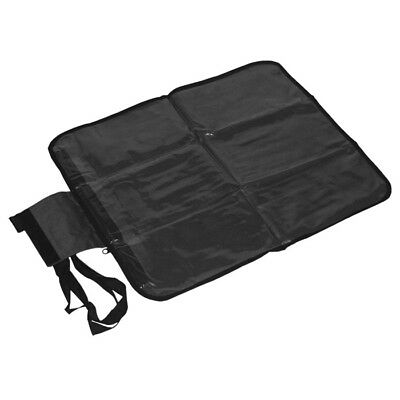 Highlander Expedition Army Map Case Waterproof Documents Cover & Pouch Black