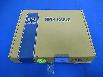 Hewlett Packard Hp 10833C Gpib Cable Assembly 4M Length