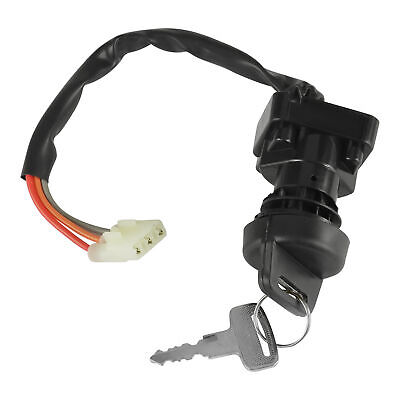 ignition key switch can am bombardier ds650 ds 650 2000. Black Bedroom Furniture Sets. Home Design Ideas