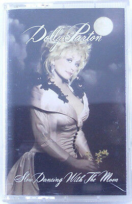 Dolly Parton Dancing With the Moon Audio Cassette